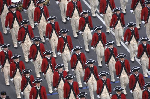 The relentless march of progress