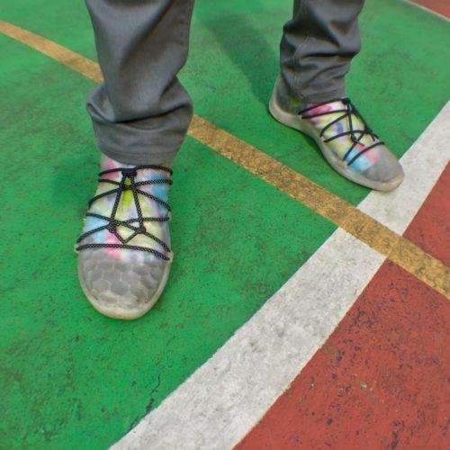 Fused Footwear SparkMidTranslucent