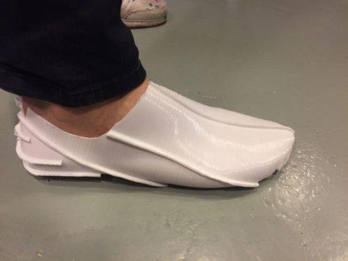 Fused Footwear SparkPrototype